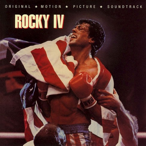 Various - Rocky iv (Ost) (CD) - image 1 of 3