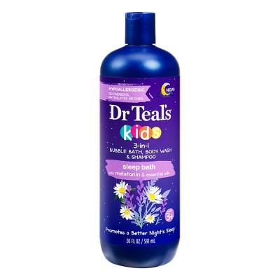 Dr. Teal's Kids Melatonin 3-in-1 Body Wash - 20oz
