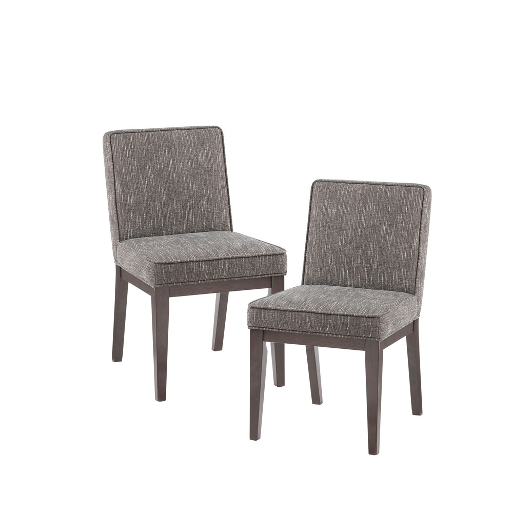 Set of 2 Plymouth Dining Chair Brown