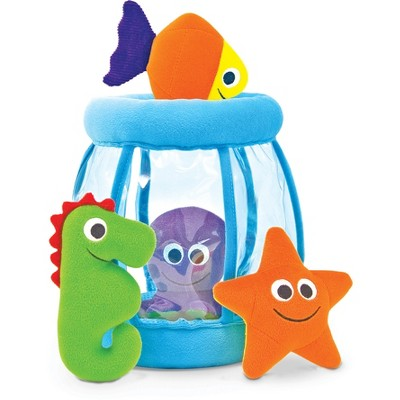 Melissa & Doug First Play Fishbowl Fill and Spill