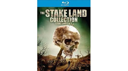 Stake Land Collection (Blu-ray) - image 1 of 1