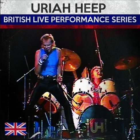 Uriah heep - British live performance series (CD) - image 1 of 1