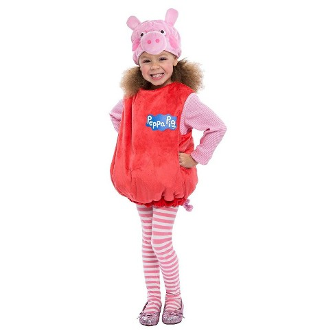 Peppa Pig Deluxe Toddler Costume - (3T-4T) - image 1 of 1