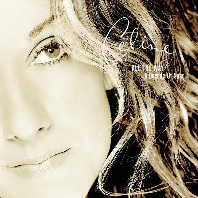 Celine Dion - Playlist: Celine Dion All The Way - A Decade of Song (CD)