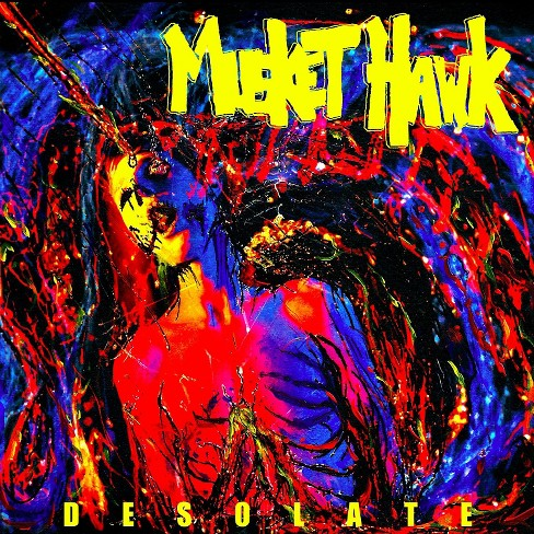 Musket Hawk - Desolate (CD) - image 1 of 1