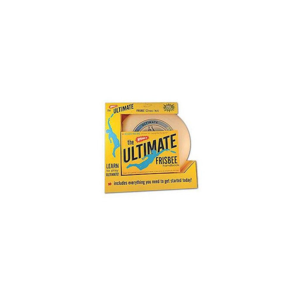 Wham-O Ultimate Frisbee Disc Kit (Paperback) (Jacky Sach)