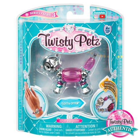 Twisty Petz Single Pack - Lotta Otter - image 1 of 3