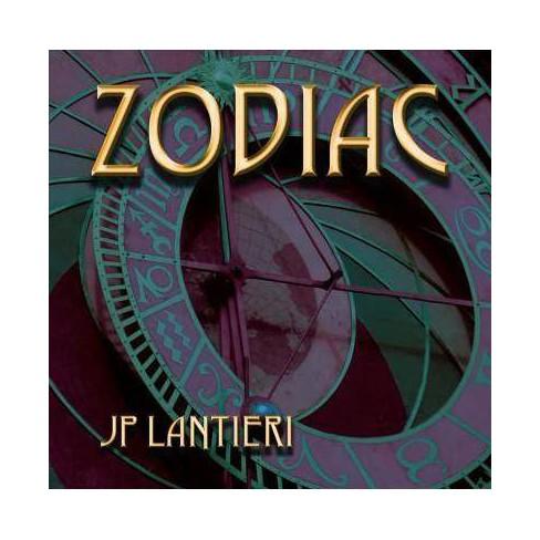 JP Lantieri - Zodiac (CD) - image 1 of 1
