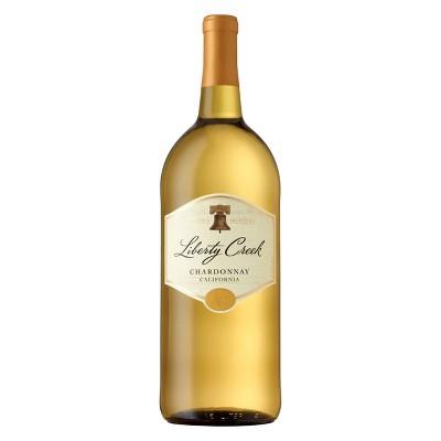 Liberty Creek Vineyards Chardonnay White Wine - 1.5L Bottle