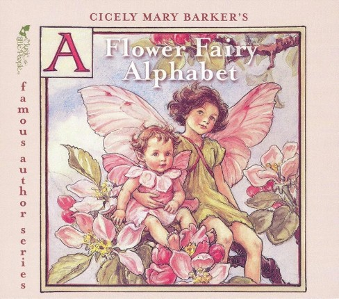 Cicely mary barker - Flower fairy alphabet (CD) - image 1 of 1