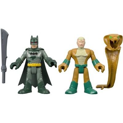 """SUPER FRIENDS JUSTICE LEAGUE BATMAN DC IMAGINEXT JOKER 2/"""""""