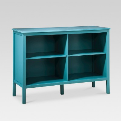 Windham 31.3  Horizontal Bookcase - Teal - Threshold™
