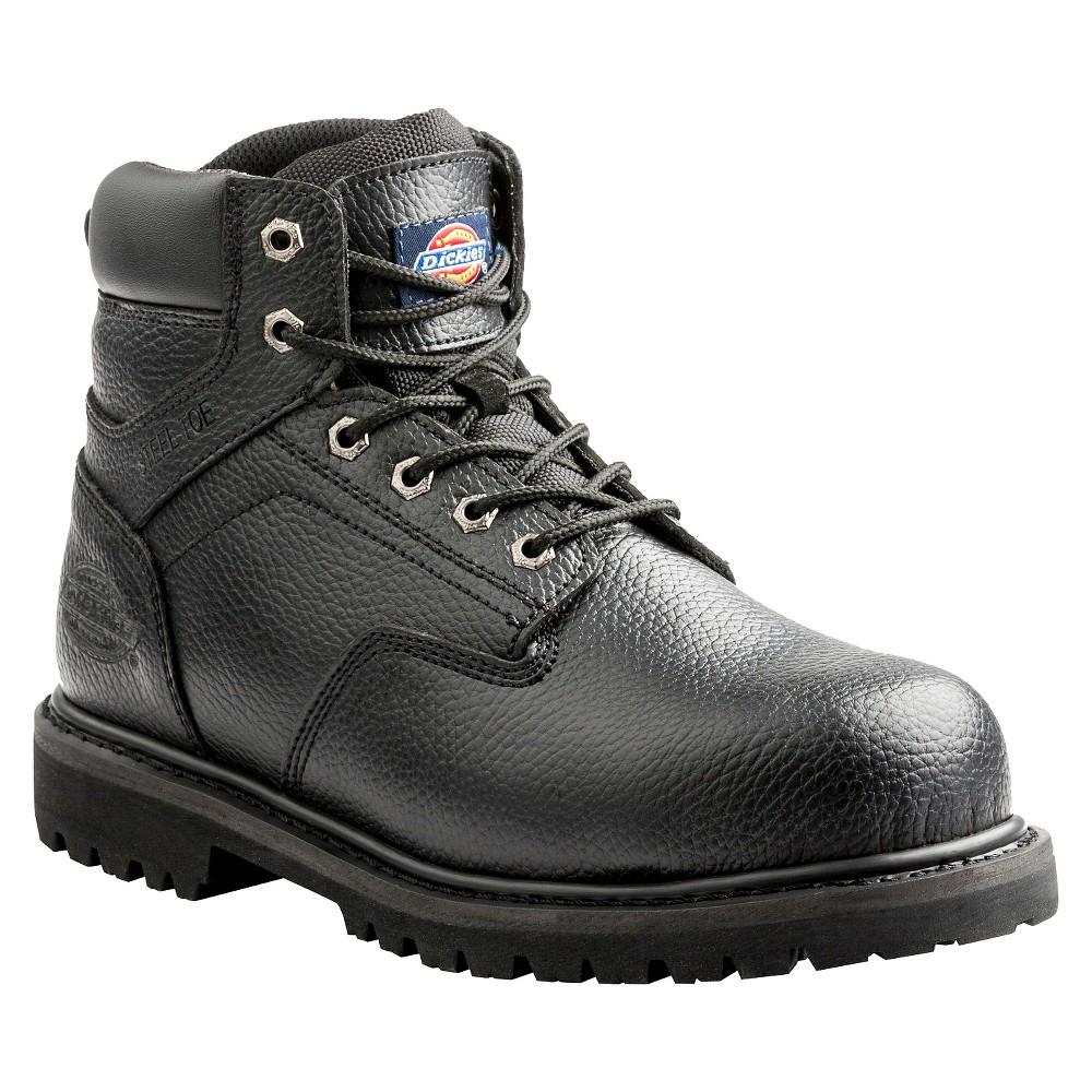 Men's Dickies Prowler Work Boots - Black 8