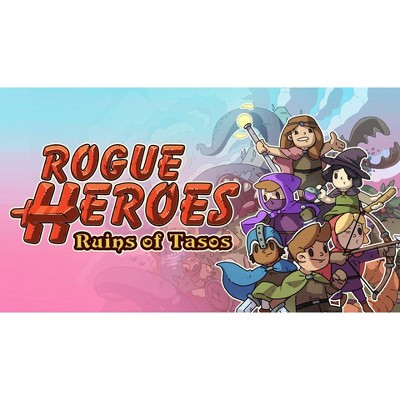 Rogue Heroes: Ruins of Tasos - Nintendo Switch (Digital)