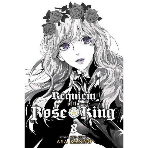 Requiem of the Rose King, Vol. 8 - by  Aya Kanno (Paperback) - image 1 of 1