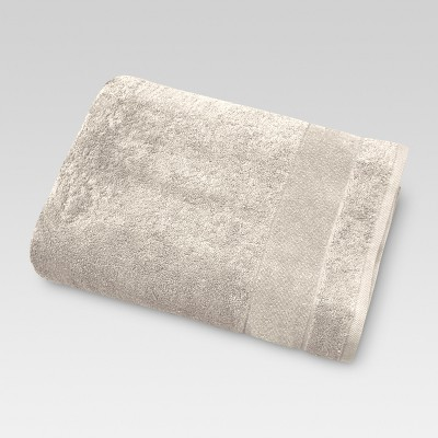 Ultra Soft Bath Sheet Sea Gull Gray - Threshold™