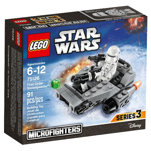 LEGO® Star Wars™ First Order Snowspeeder™ 75126 - image 1 of 8