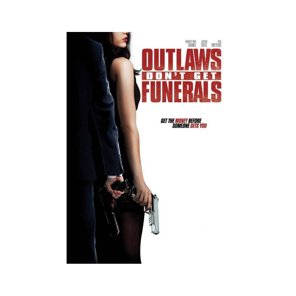 Outlaws Don T Get Funerals Dvd