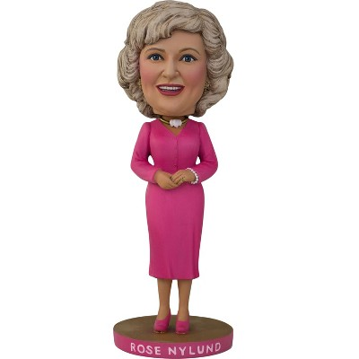 Icon Heroes The Golden Girls 8 Inch Resin Bobblehead | Rose Nyland