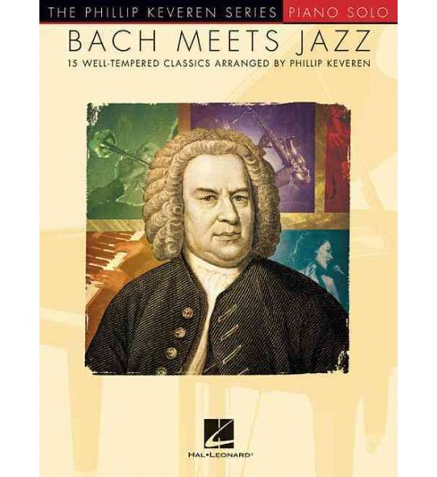 Bach Meets Jazz (Paperback) - image 1 of 1