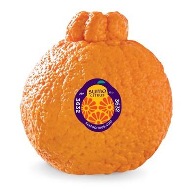 Sumo Mandarin Oranges - price per lb