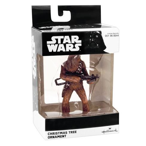hallmark star wars chewbacca christmas ornament target - Chewbacca Christmas Ornament