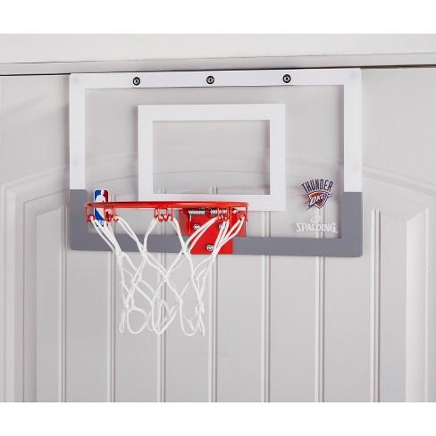 Spalding NBA Slam Jam Over-The-Door Team Edition Basketball Hoop   Target 015fdc1b8d
