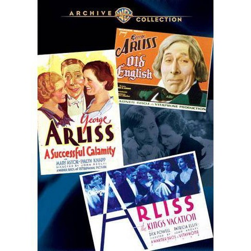 George Arliss Collection (DVD) - image 1 of 1