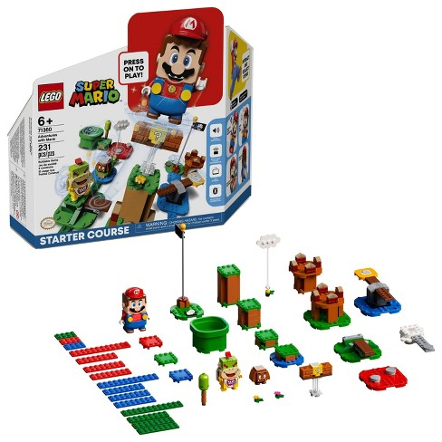 LEGO Super Mario Adventures with Mario Starter Course Building Kit 71360 - image 1 of 4