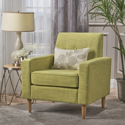 Sawyer Mid Century Modern Club Chair - Christopher Knight Home : Target