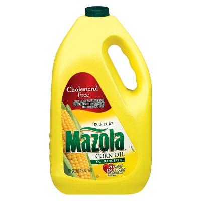 Mazola 100% Pure Corn Oil - 128oz