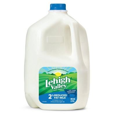 Lehigh Valley 2% Milk - 1gal
