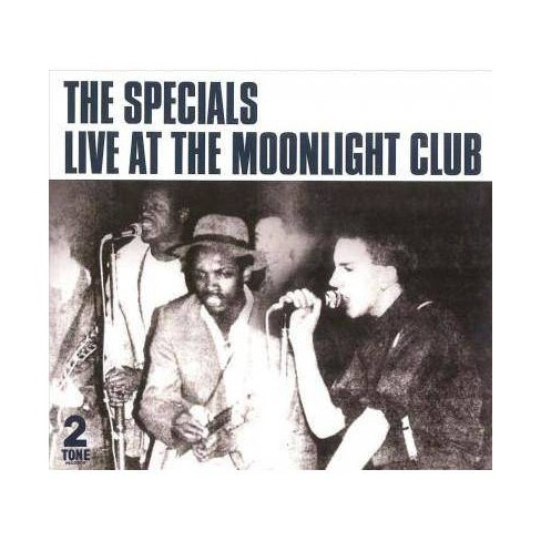 Specials - Live At The Moonlight Club (CD) - image 1 of 1