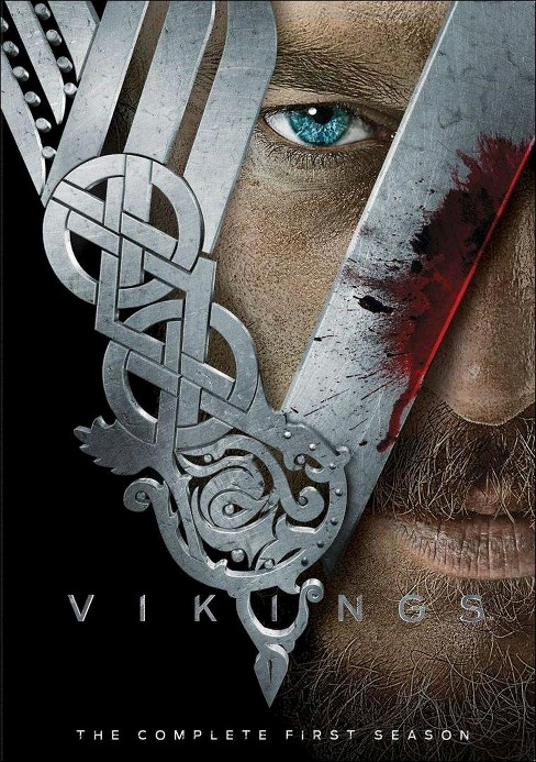 Vikings: The Complete First Season (3 Discs) (Widescreen) - image 1 of 1