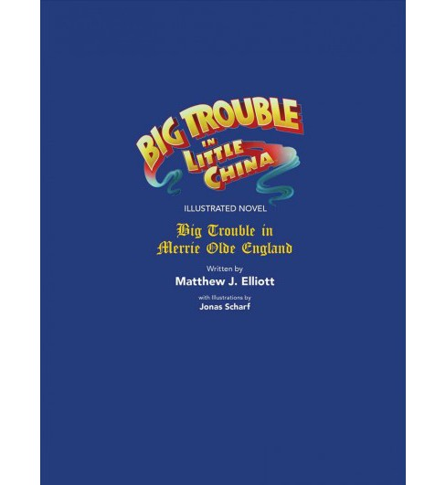 Big Trouble in Merrie Olde England (Hardcover) (Matthew J. Elliott) - image 1 of 1