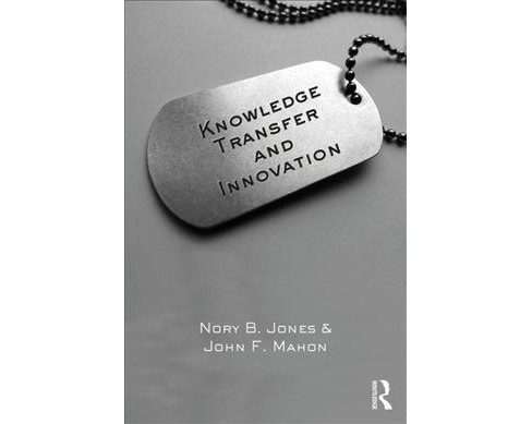 Knowledge Transfer and Innovation -  by Nory B. Jones & John F.  Mahon (Paperback) - image 1 of 1