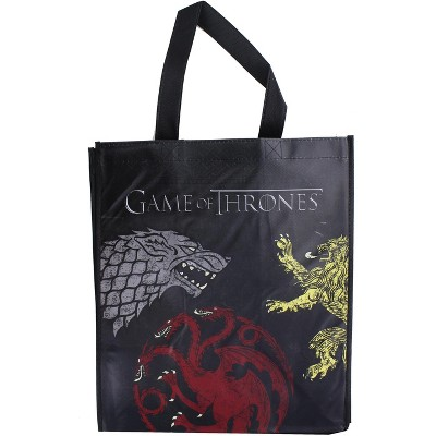 Crowded Coop, LLC Game of Thrones Sigels Grocery Tote