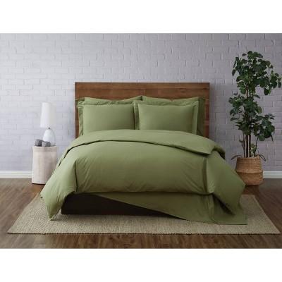 Classic Cotton Duvet Set - Brooklyn Loom