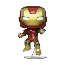 Funko POP! Marvel: Avengers Game - Iron Man (Space) (Target Exclusive)