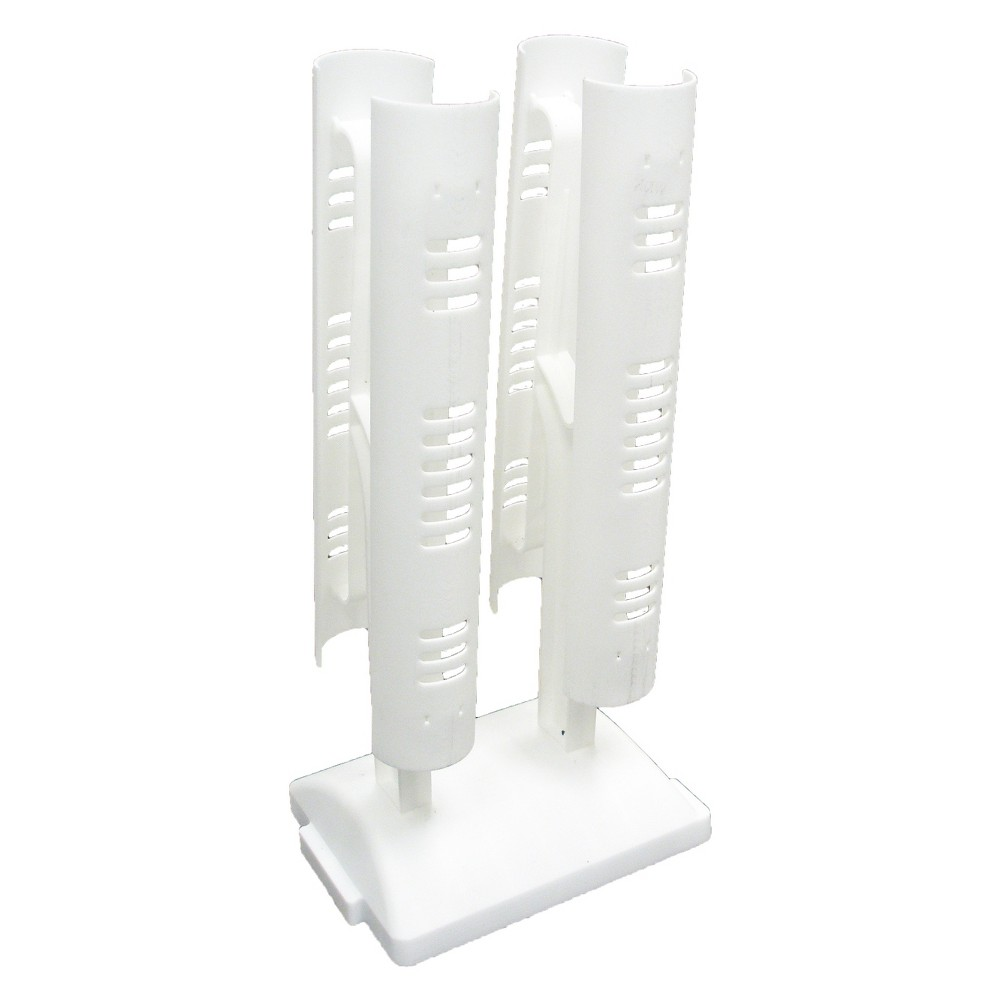 Image of Dial Boot Shapers White, Boot shapers