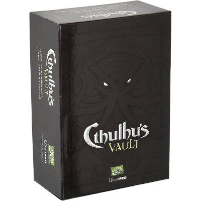 Cthulhu's Vault - A Cooperative Storytelling Game