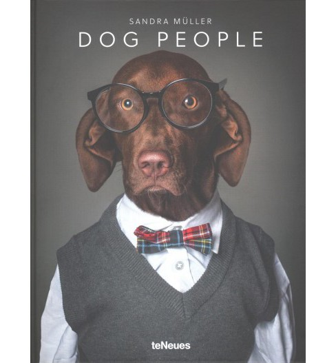 Dog People -  by Sandra Mu00fcller (Hardcover) - image 1 of 1