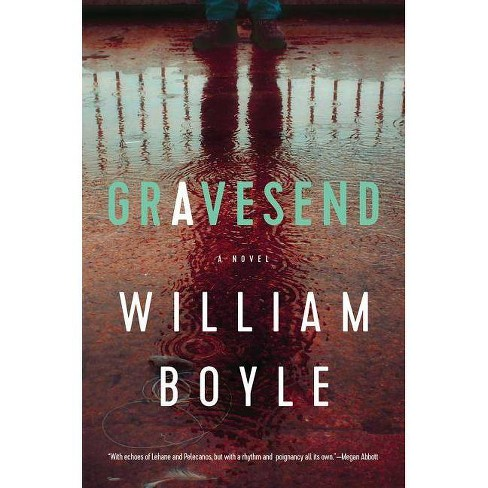 Gravesend - by  William Boyle (Paperback) - image 1 of 1