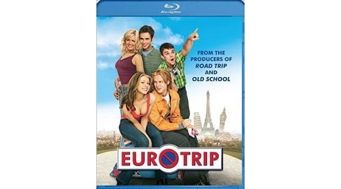 Eurotrip (Blu-ray) - image 1 of 1