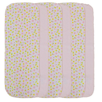 Neat Solutions Burpcloth - Girl (6 pack)