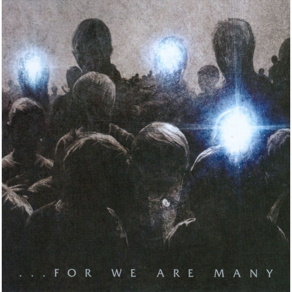 All That Remains - For We Are Many (CD)