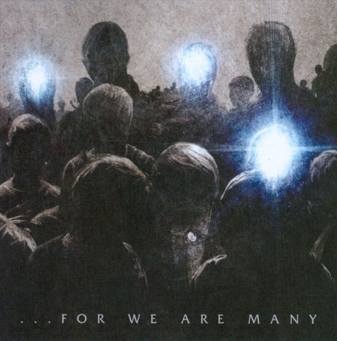 All That Remains - For We Are Many (CD) - image 1 of 1