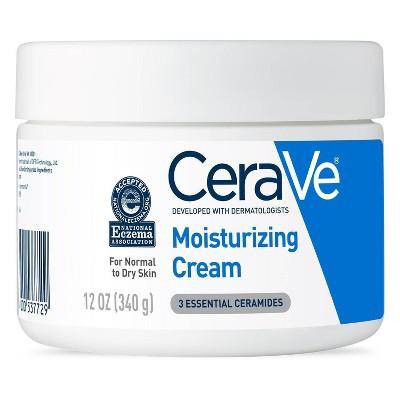 Facial Moisturizer: CeraVe Moisturizing Cream