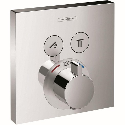 HansGrohe America, Inc 15763 ShowerSelect Thermostatic 2-Function Valve Trim - image 1 of 4
