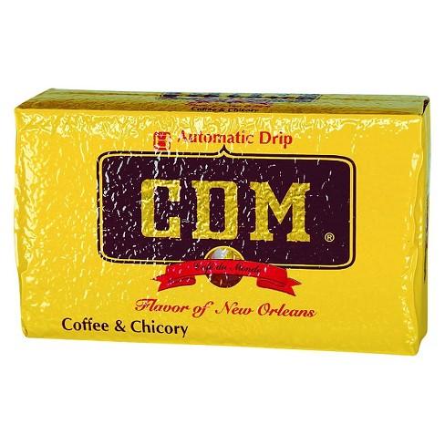 Caf du Monde® Automatic Drip Medium Roast Ground Coffee & Chicory - 13oz - image 1 of 1